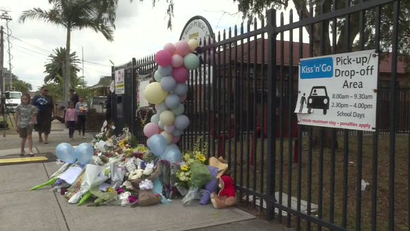 Sydney school crash driver 'deeply sorry' for tragedy