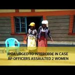 IPOA urged to intercede in case AP officers assaulted 2 women