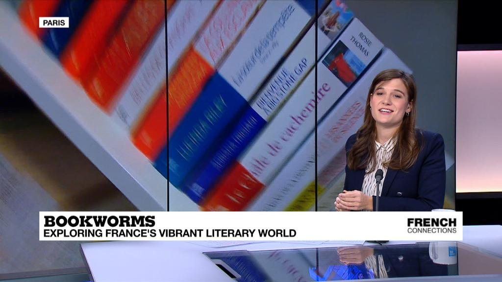 FRENCH CONNECTIONS - French Lit 101: Exploring France's vibrant book culture