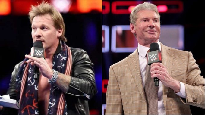 Vince McMahon Sends A Happy Birthday Message To Chris Jericho