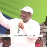 NASA campaigns in Kisii County