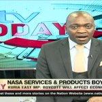 Kuria East MP faults NASA for Boycott