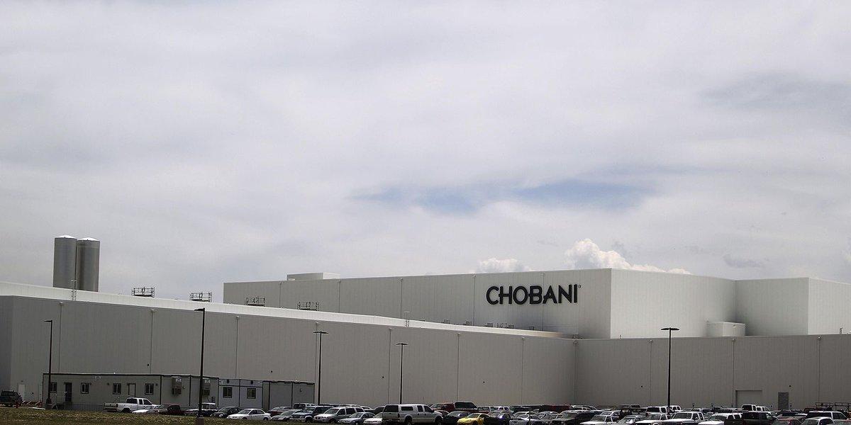 Chobani expands in Idaho despite refugee turmoil