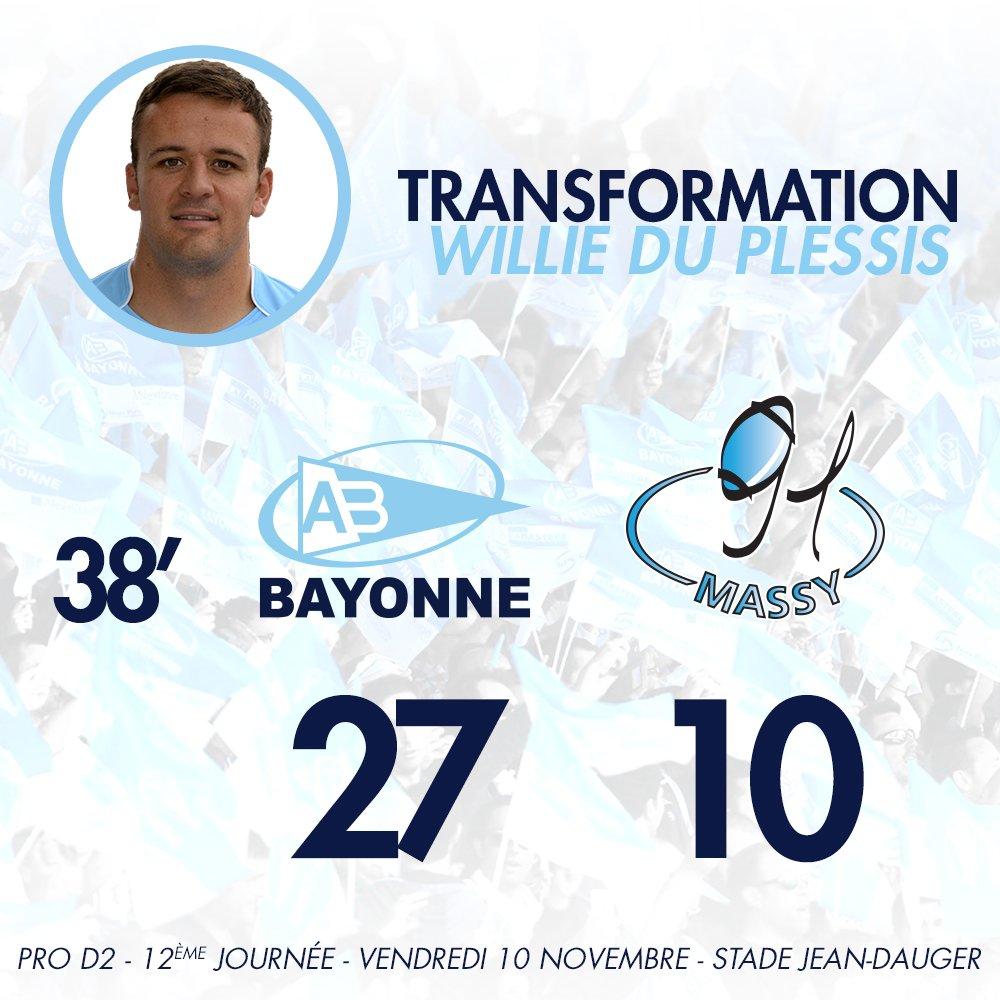 38' Transformation assurée ! 27-10 #ABRCME https://t.co/um1LalOe5N