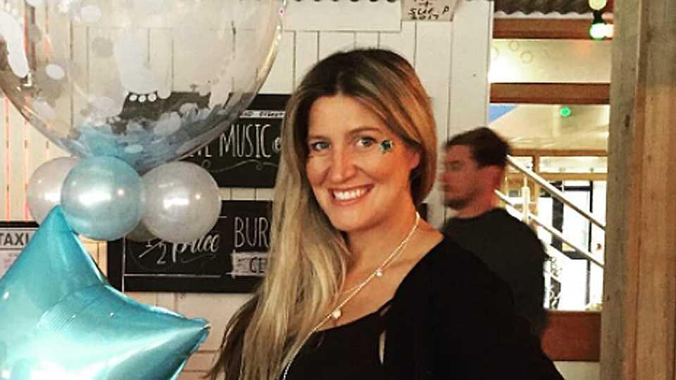 Congrats! New mum Cheska Hull reveals sons traditional name
