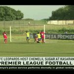 AFC host Chemelil Sugar at Kasarani Sunday afternoon