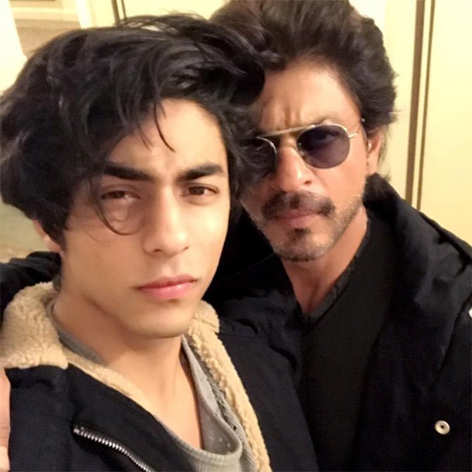 Happy birthday prince Aryan Khan . May your all wishes Come true . Allah bless you.