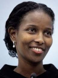 Happy Birthday Ayaan Hirsi Ali!