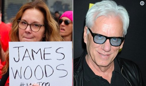 James Woods named by actress Elizabeth Perkins at #MeToo rally: https://t.co/z74zb7x2Iy https://t.co/74YToKCchE