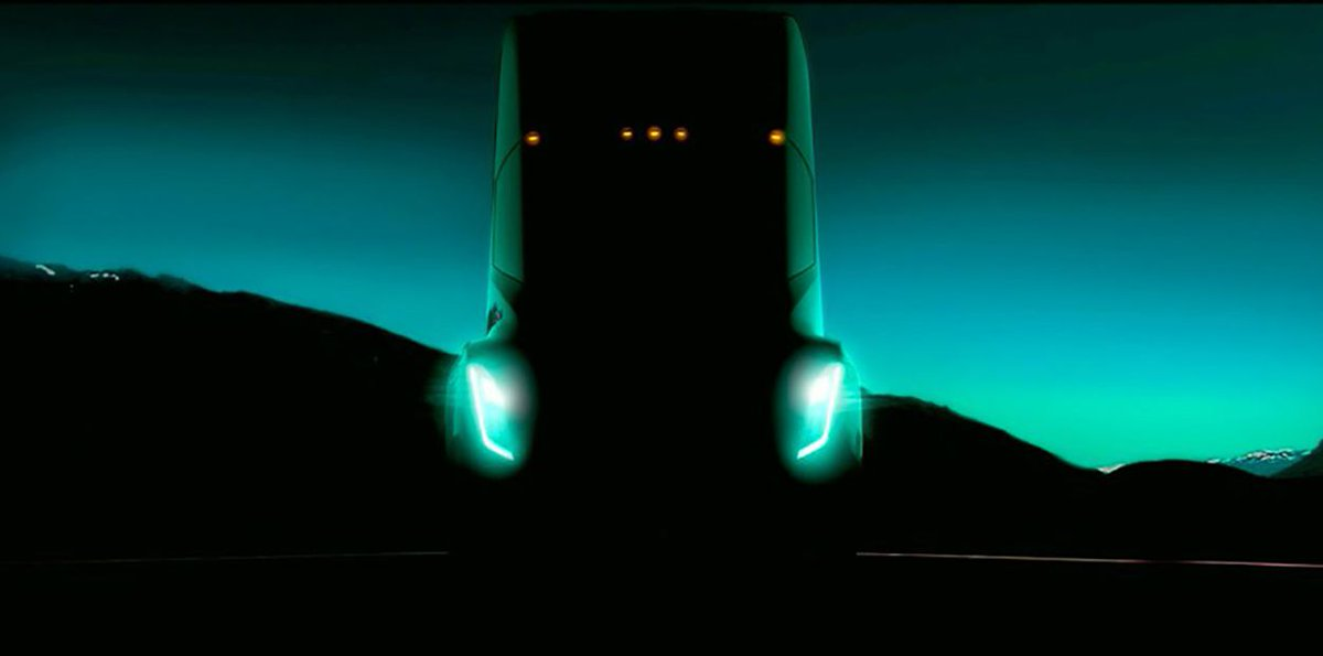 RT @verge: What we know about the Tesla semitruck before the Thursday reveal https://t.co/lGLGeQ6gtx https://t.co/klum4X9zta