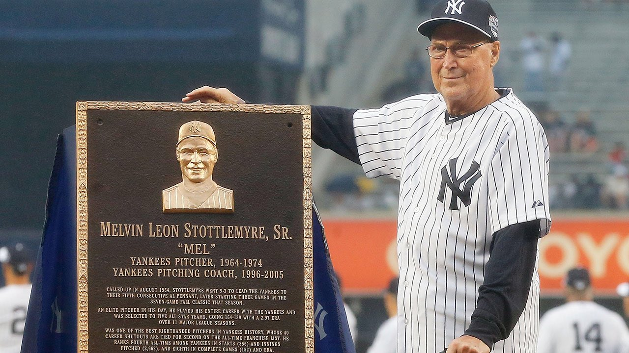 A very happy birthday to the great Mel Stottlemyre!!!
