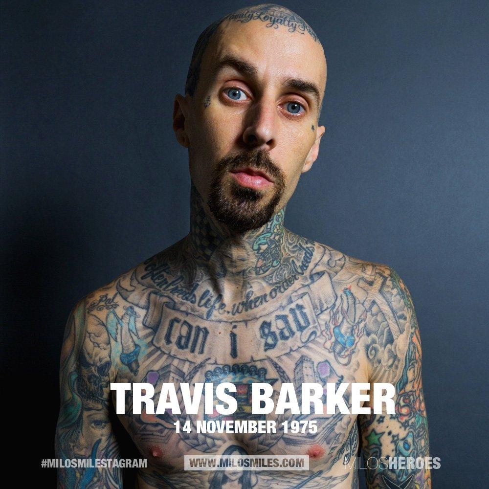 Happy Birthday Travis Barker - Blink 182 (141175)