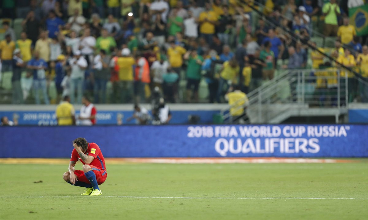 World Cup qualifying: where did it all go wrong for your team?