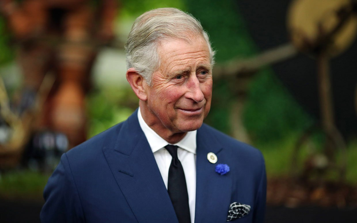 Happy Birthday, Prince Charles! Royal Family Shares Throwback Photos of the Prince