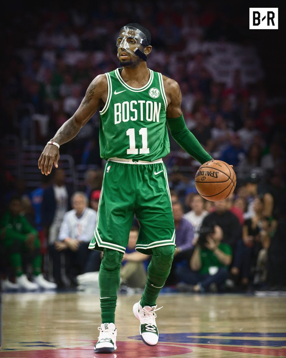 Masked Kyrie