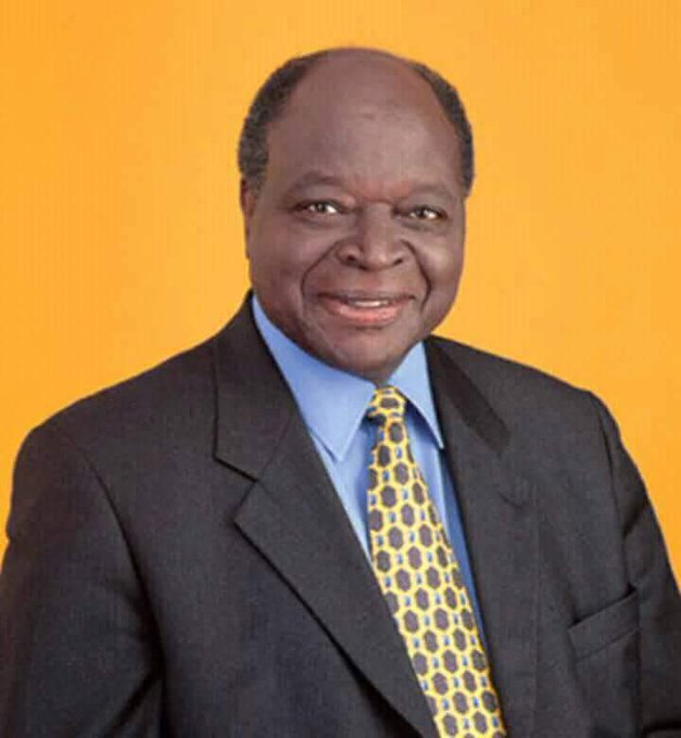 Help me wish former President Mwai Kibaki a happy 86th Birthday. It was great serving Kenya