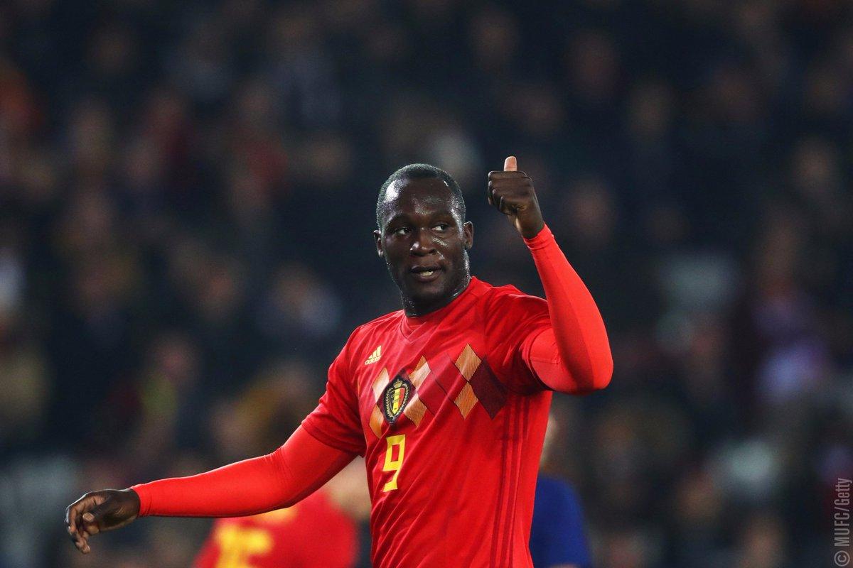 RT @ManUtd: 🇧🇪 Belgium's all-time leading goalscorer: @RomeluLukaku9! Congrats, Rom. 👏 https://t.co/YeNNN6W2iU