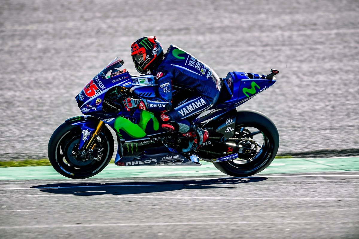 test Twitter Media - The Movistar Yamaha MotoGP Team complete the Valencia Test on a positive note, having collected valuable data: https://t.co/cjGl3h3z20 #2018StartsNow #MovistarYamaha #MotoGP https://t.co/iVqBWARgOG