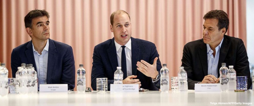 Prince William releases first-ever online code of conduct to combat cyberbullying. https://t.co/fh6EQ68GKO https://t.co/SuOHBXFn9x
