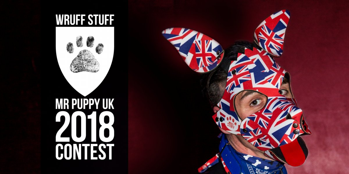 RT @PuppyPride: Wruff Stuff Mr Puppy UK 2018 Contest is only 2 days away! Learn more: https://t.co/eEss5YB3W0 https://t.co/altKE5PTQY