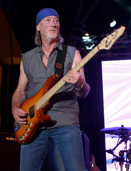 Happy birthday to Roger Glover! (Deep Purple)