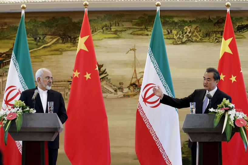 China pushing billions into Iranian economy as Western firms stall