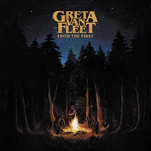 US #Music No.10 From The Fires / #GretaVanFleet https://t.co/yXc8thF0eu https://t.co/LIwY6IPS7i