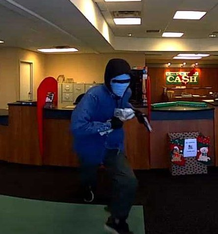 Gadsden police investigating robbery at check cashing business