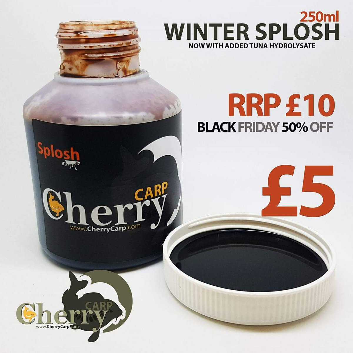 https://t.co/QUlZKkltdC https://t.co/aS17tc8lXG @cherry_carp #carpfishing #bait #ukcarp #<b>Popup</b