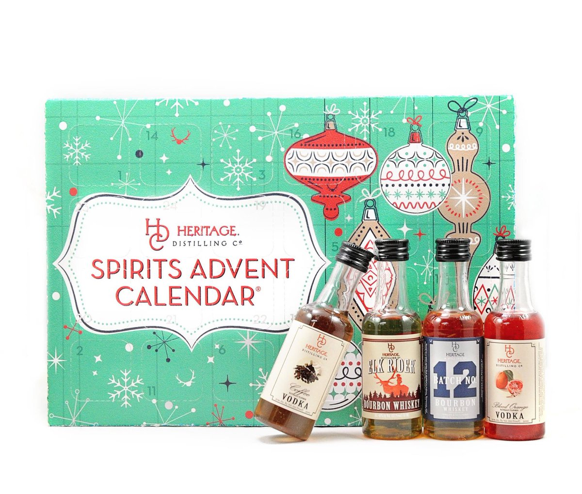 test Twitter Media - #Michigan - the only #SpiritsAdventCalendar made in the US is available at select retailers. Get yours before it sells out! https://t.co/9hkX69X02I