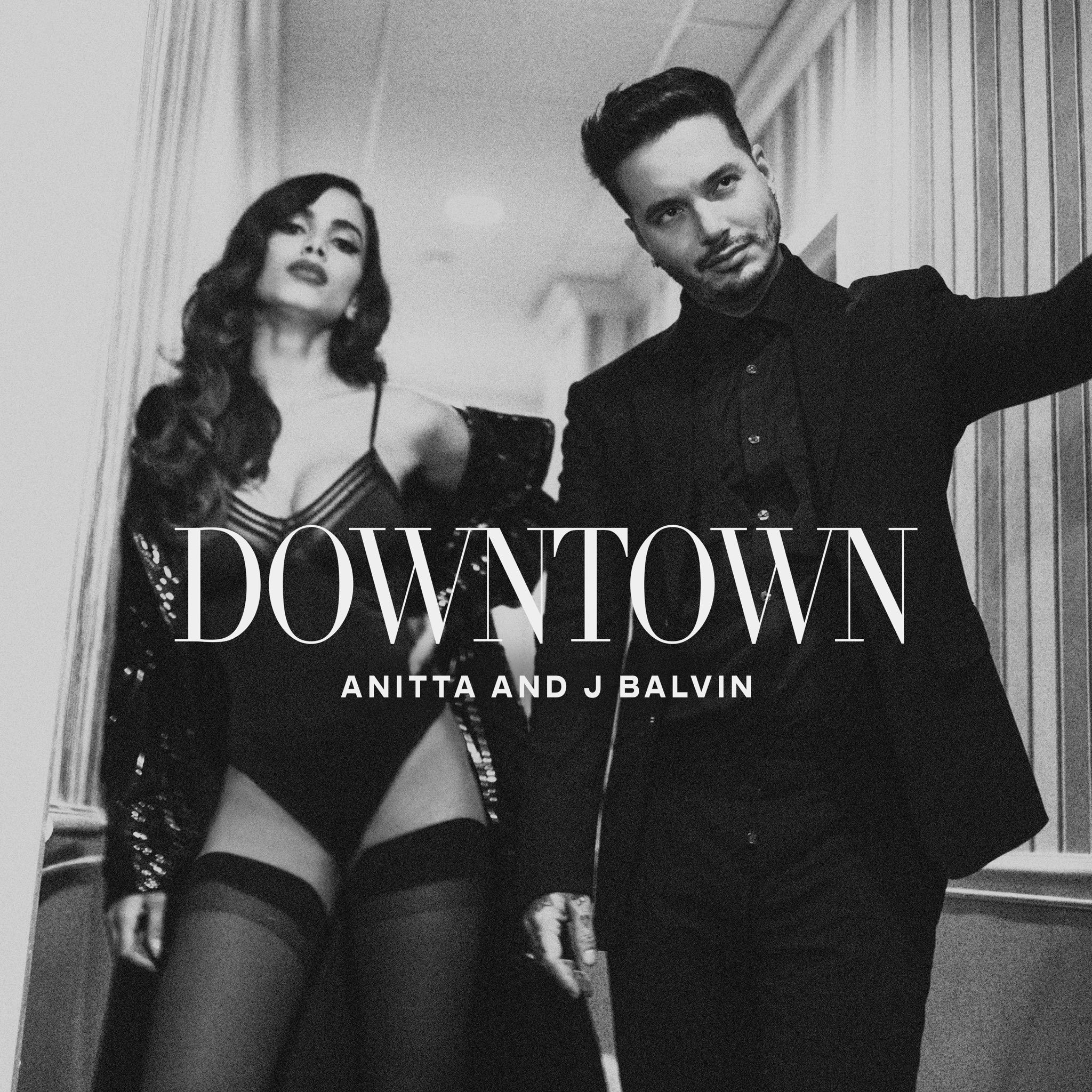 """""""Downtown"""" by @Anitta & @JBALVIN is available on all streaming platforms! Listen here ▶️ https://t.co/oyb7xq2MTa https://t.co/LKd8Vzm21T"""