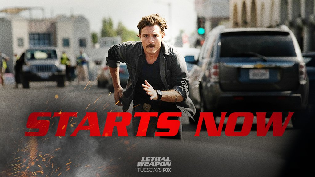 #LethalWeapon
