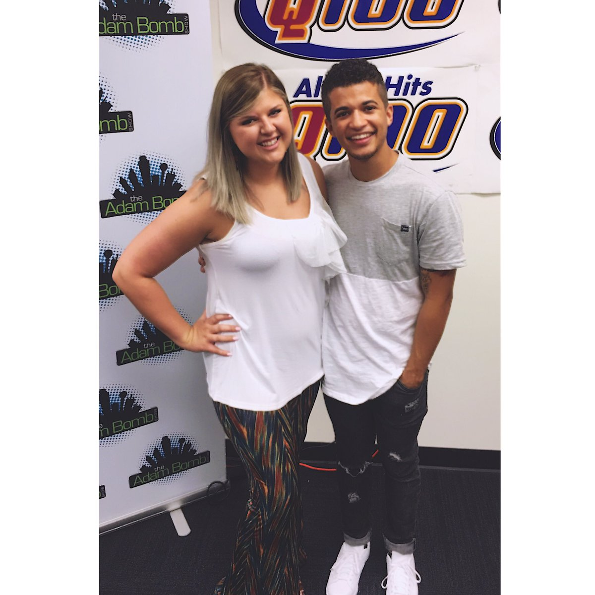 Debbie​ ​Gibson​ ​and Jordan F jordan fisher