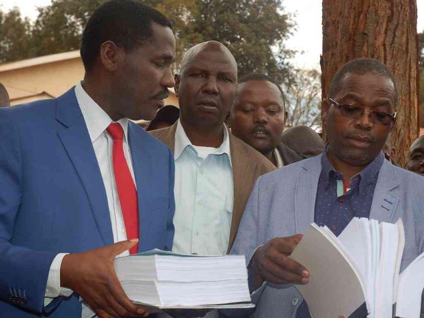 IEBC ordered to furnish Imanyara with Linturi's academic credentials