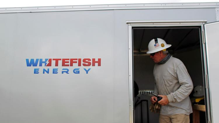 Whitefish halts power work in Puerto Rico, claims it's owed $83 million