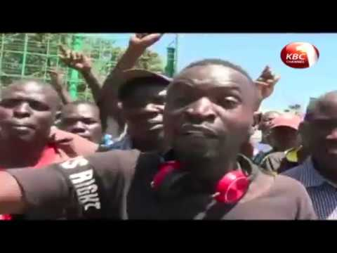 Opposition supporters protest supreme court ruling