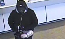 FBI looking for White Rock bank robber