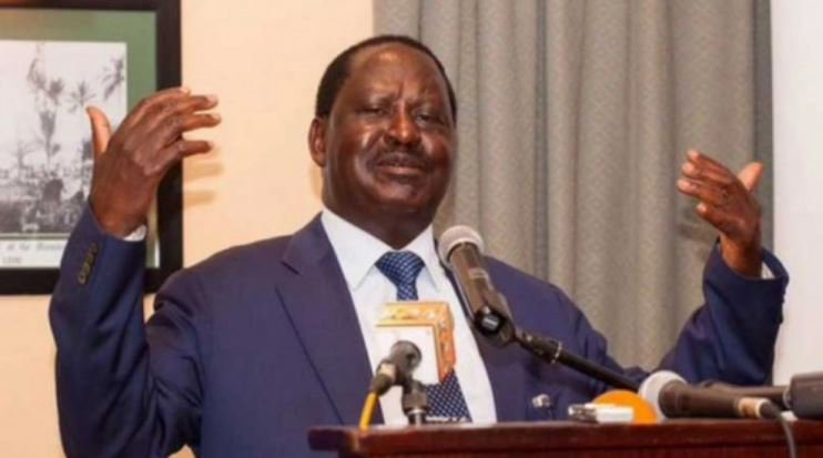 Odinga's visit to Tanzania sparked widespread speculations