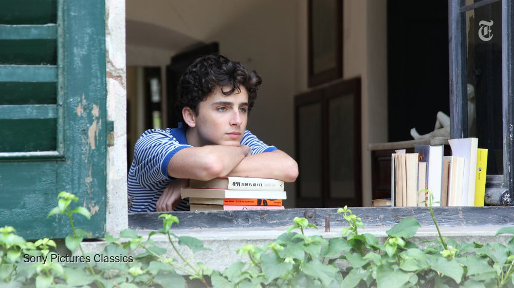 Luca Guadagnino's 'Call Me by Your Name': a seductive lyricism for a tale of seduction https://t.co/0zXZWn4o86 https://t.co/PC0sFuVTd9