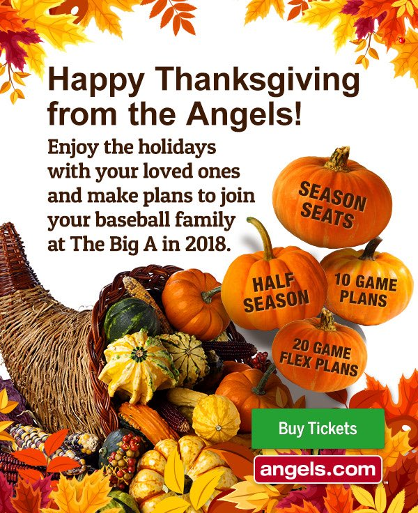 A cornucopia of offerings from your Halos: https://t.co/YNyUDy4E78 #HappyThanksgiving https://t.co/wHAqoi7knq