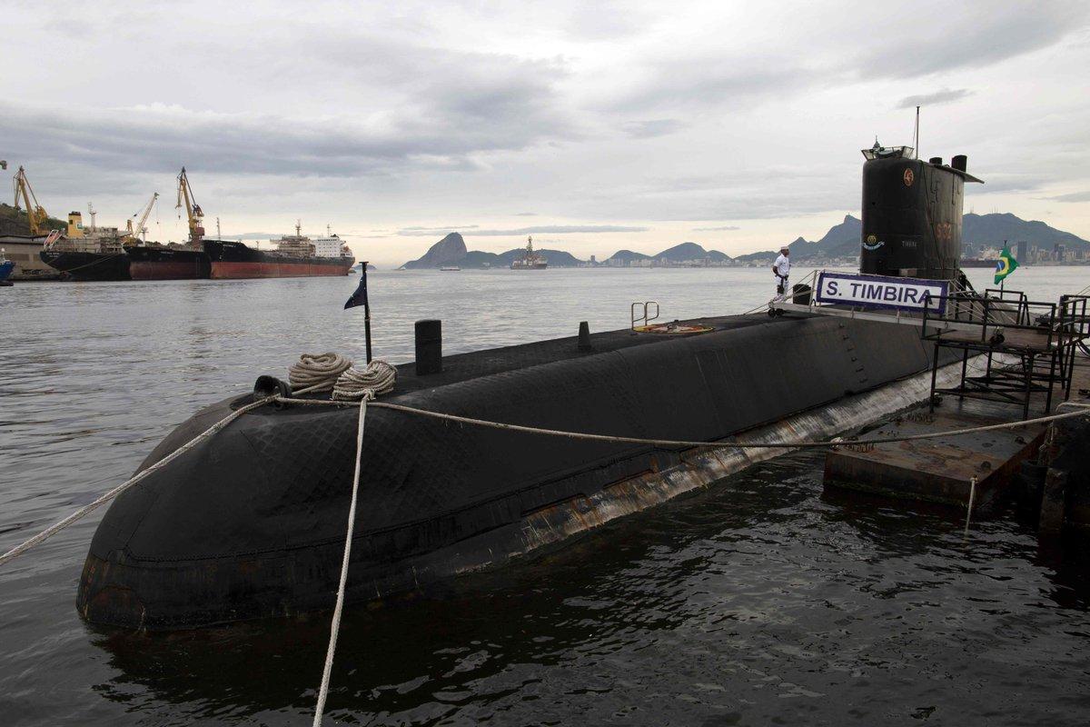 Un recuento de los peores accidentes de submarinos en el mundo https://t.co/OucfD5GGcj https://t.co/SEdmCpkVdY