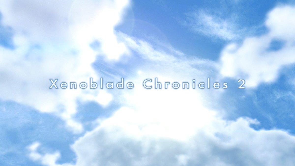 #XenobladeChronicles2