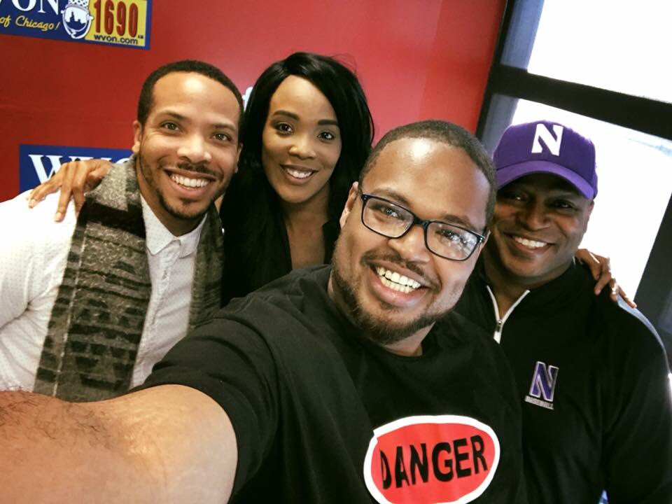 test Twitter Media - Enjoyed co-hosting with Ameshia Cross and Ty Cratic on WVON this morning.  As always, we talked Chicago and politics! https://t.co/KFCQnzBPD0