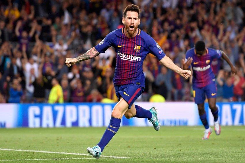 FC Barcelona: Lionel Messi verlängert Vertrag bis 2021