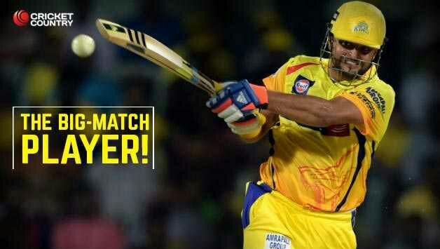 HAPPY BIRTHDAY SURESH RAINA.GOD GIVES MANY MORE IN  IS ALWAYS BIG MATCH PLAYER.