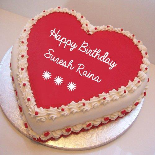 many many happy return of the day                      HAPPY BIRTHDAY SURESH RAINA