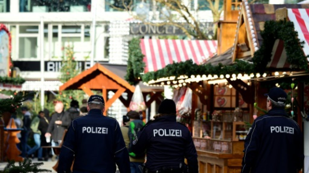 Berlin Christmas market opens post-attack with tight security