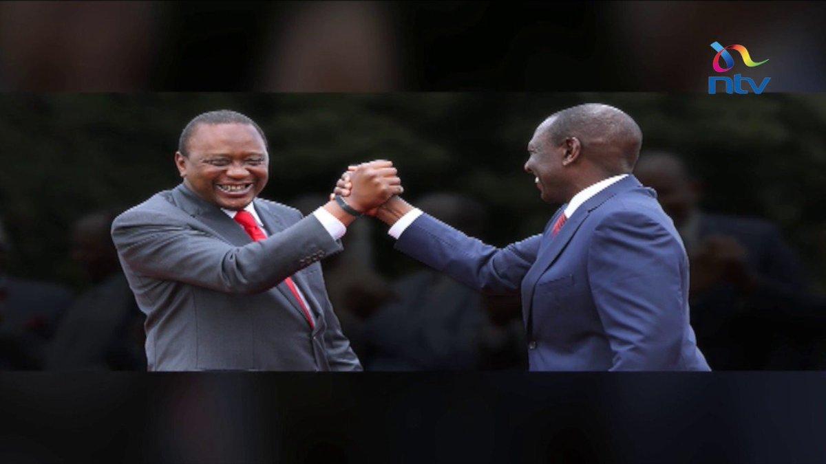 Succeeding President Uhuru Kenyatta