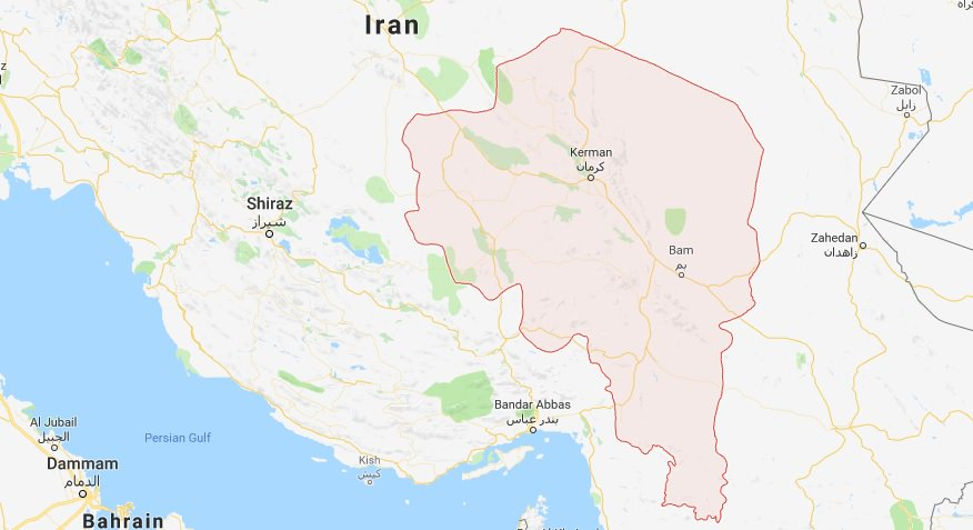 6.2-magnitude earthquake hits Kerman province in SE Iran – reports