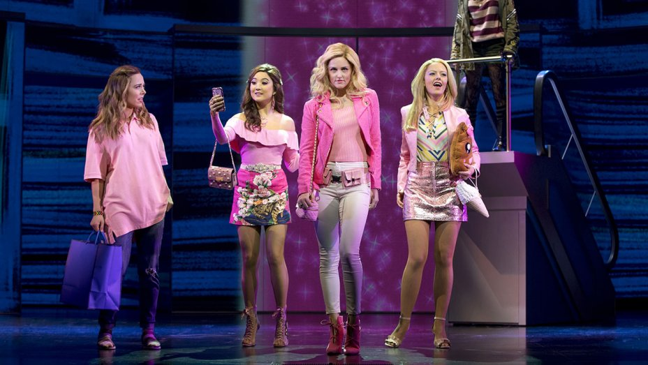 Tina Fey's 'Mean Girls' musical sashays through Washington, D.C. en route to